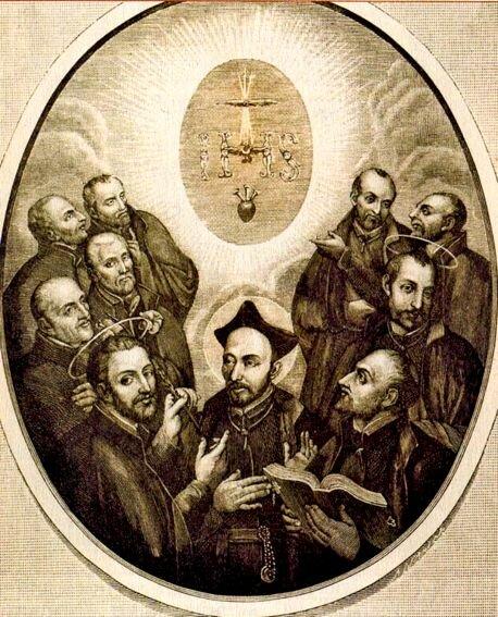 Как иезуиты просвещали Российскую Империю