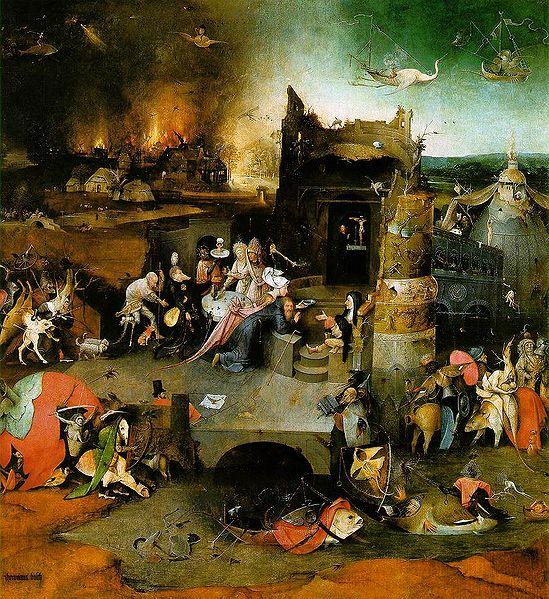 Мистический художник Иероним Босх своими картинами описал коллективную бессознательную сущность Западной цивилизации