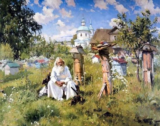 художник Александр Маковский картины – 04