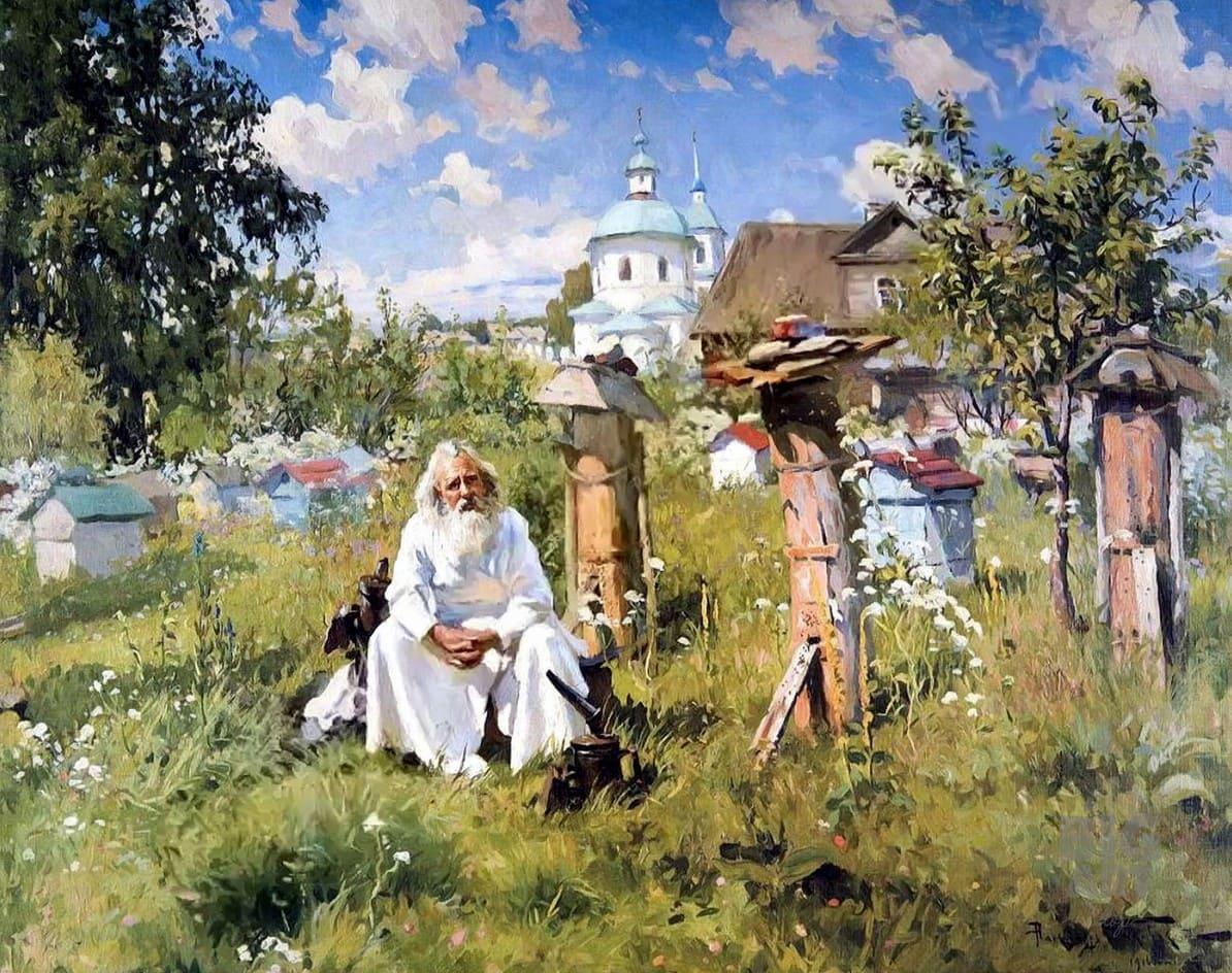 Художник Александр Маковский (1869 – 1924). Достойный продолжатель династии