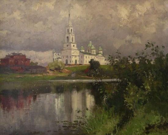 художник Александр Маковский картины – 11
