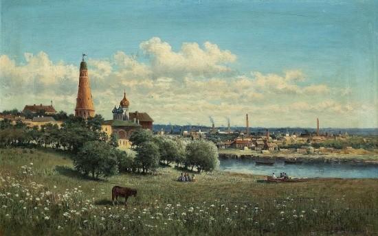 художник Александр Маковский картины – 15