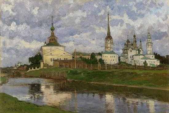 художник Александр Маковский картины – 16