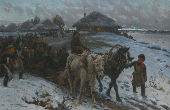 художник Александр Маковский картины – 21