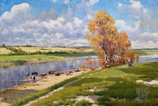 художник Александр Маковский картины – 27