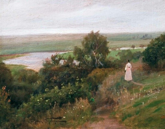 художник Александр Маковский картины – 30