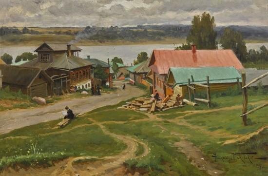 художник Александр Маковский картины – 32