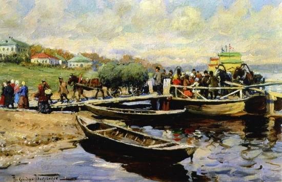 художник Александр Маковский картины – 36
