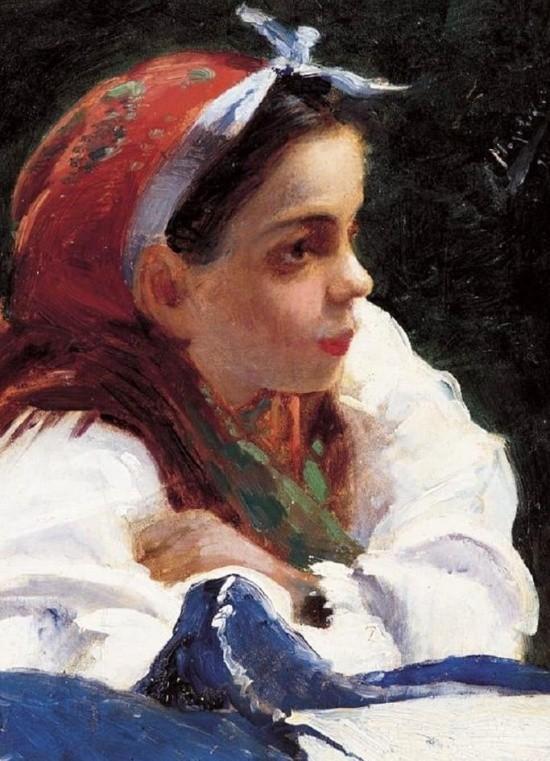 художник Александр Маковский картины – 41