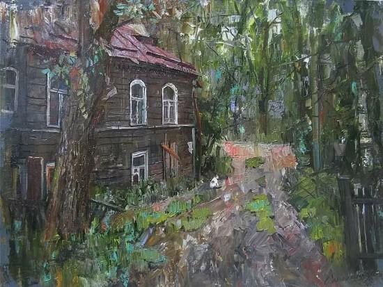 художник Александр Савеленко картины – 15