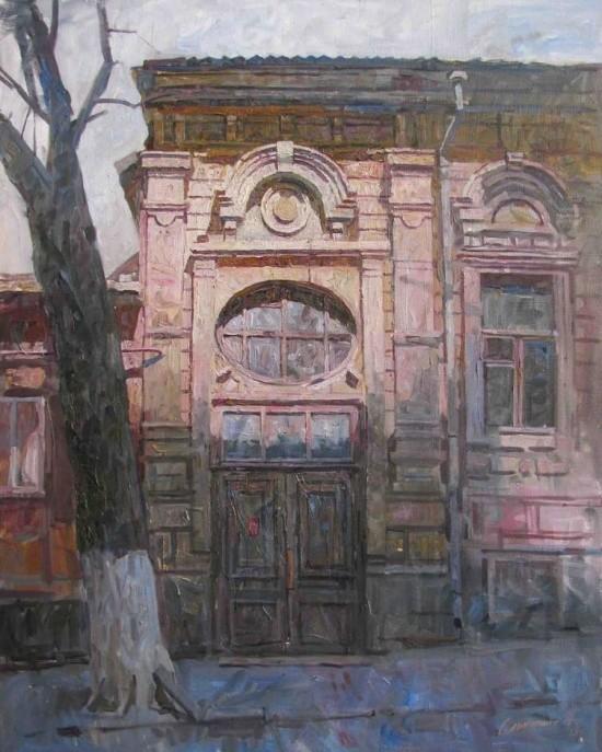художник Александр Савеленко картины – 28