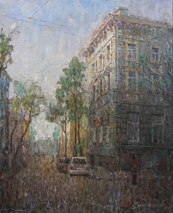 художник Александр Савеленко картины – 31