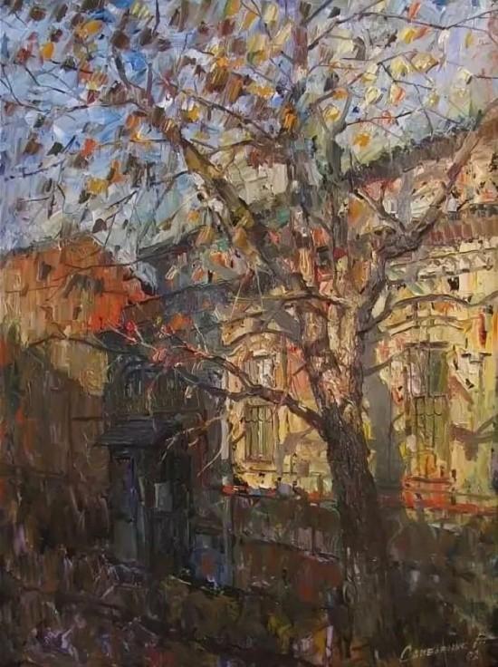 художник Александр Савеленко картины – 33
