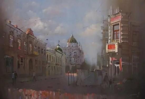 художник Александр Савеленко картины – 34