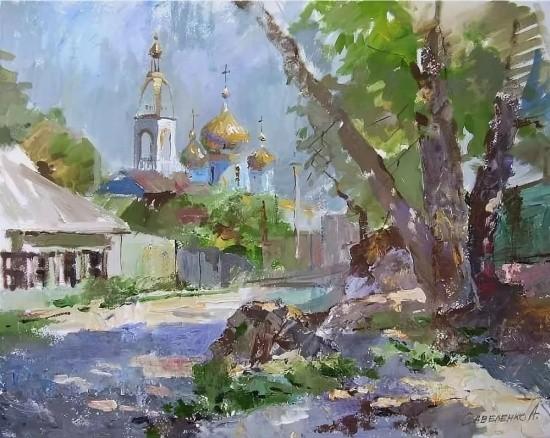 художник Александр Савеленко картины – 37