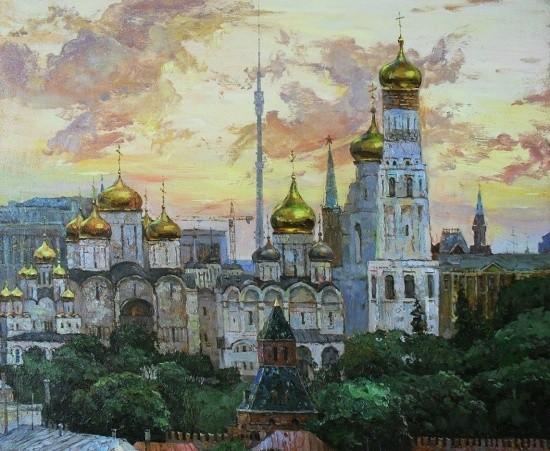 художник Артём Вячеславович Балакин картины – 12