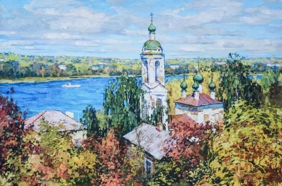 художник Артём Вячеславович Балакин картины – 17