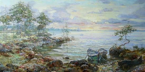 художник Артём Вячеславович Балакин картины – 23
