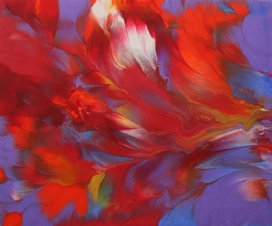 художник Бесад Архоманди (Behshad Arjomandi) картины – 04