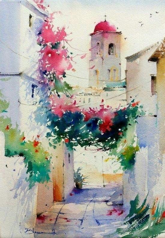 художник Бланка Альварес (Blanca Alvarez) картины – 10