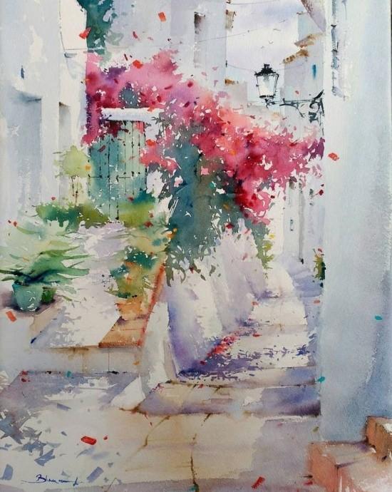 художник Бланка Альварес (Blanca Alvarez) картины – 19