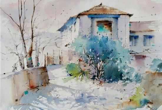 художник Бланка Альварес (Blanca Alvarez) картины – 22