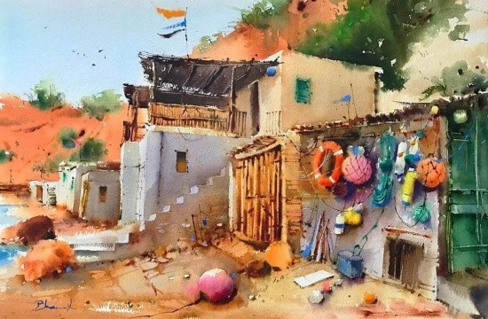 художник Бланка Альварес (Blanca Alvarez) картины – 24