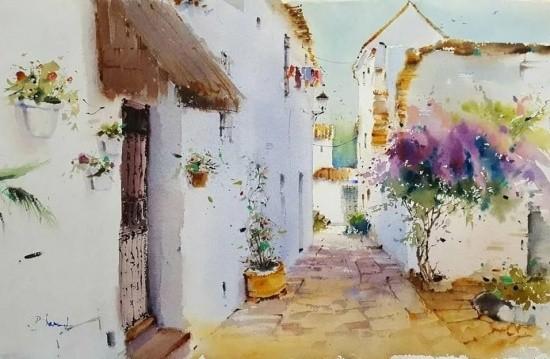 художник Бланка Альварес (Blanca Alvarez) картины – 25