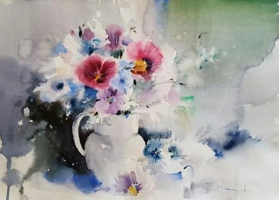 художник Бланка Альварес (Blanca Alvarez) картины – 30