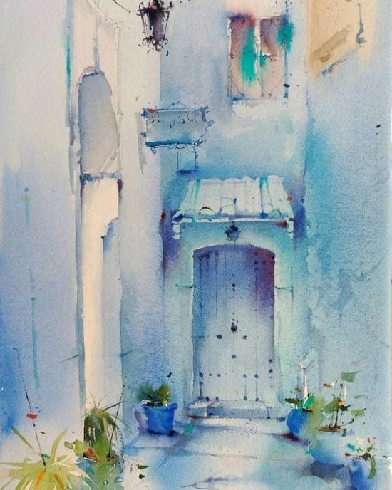художник Бланка Альварес (Blanca Alvarez) картины – 32