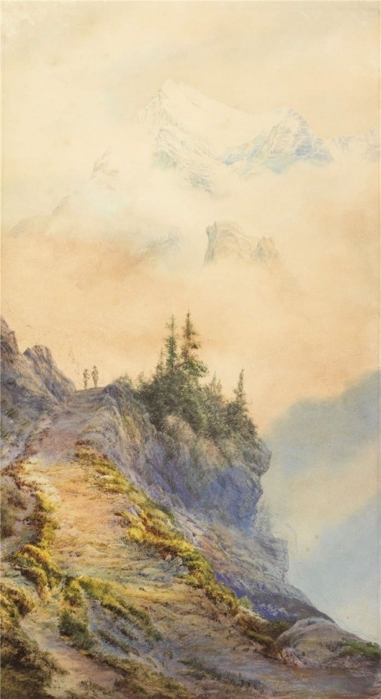 художник Эдвард Теодор Комптон (Edward Harrison Compton) картины – 18