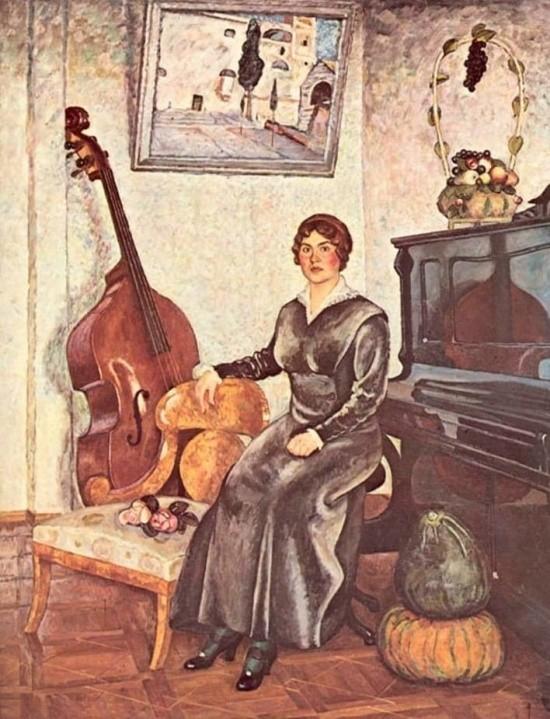художник Илья Машков картины – 17