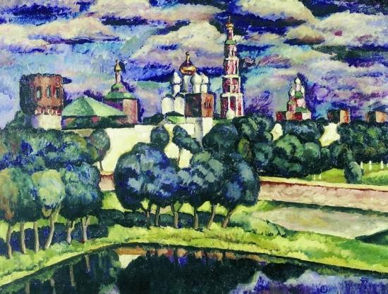 художник Илья Машков картины – 27