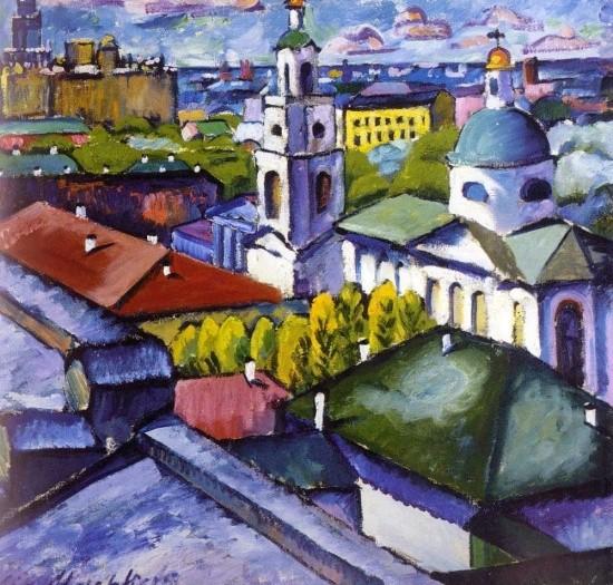 художник Илья Машков картины – 33