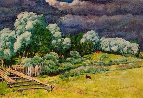 художник Илья Машков картины – 41