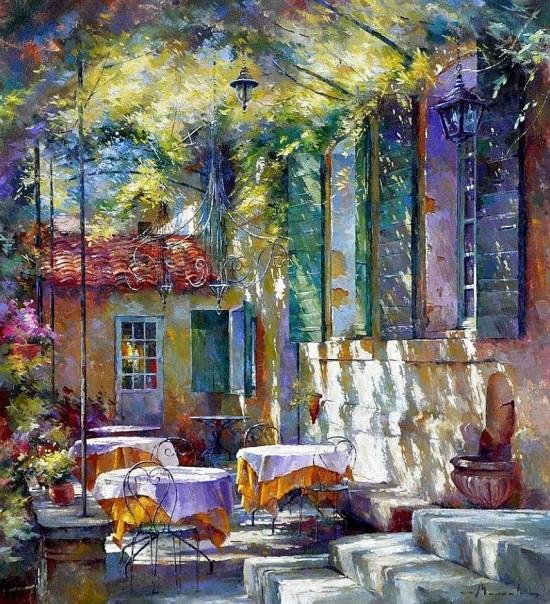 художник Йохан Мессели (Johan Messely) картины – 27
