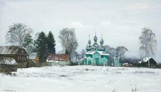 художник Олег Иванович Молчанов картины – 08