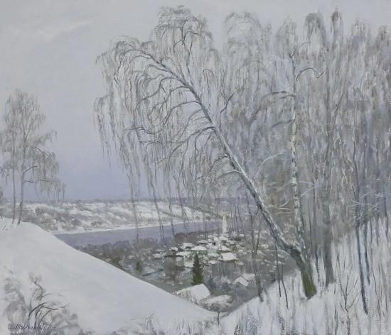 художник Олег Иванович Молчанов картины – 10