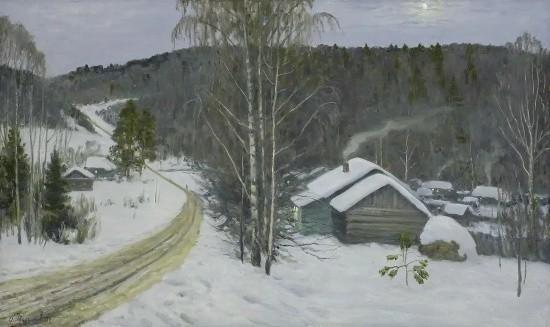художник Олег Иванович Молчанов картины – 12