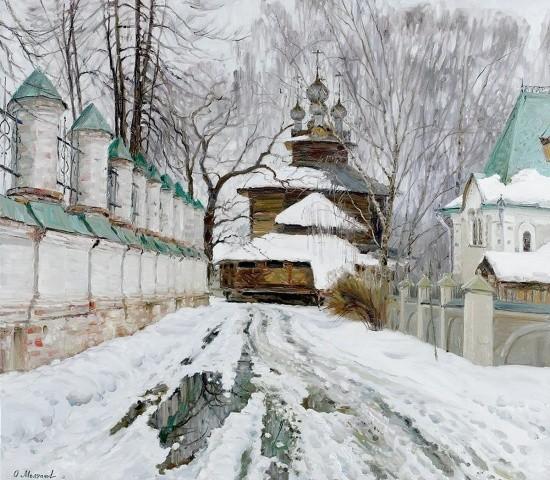художник Олег Иванович Молчанов картины – 25