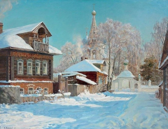 художник Олег Иванович Молчанов картины – 26