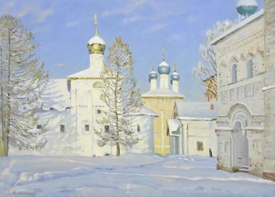 художник Олег Иванович Молчанов картины – 27