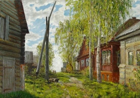 художник Олег Иванович Молчанов картины – 33