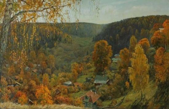 художник Олег Иванович Молчанов картины – 53