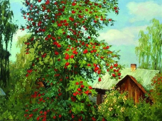 художник Олег Иванович Молчанов картины – 55