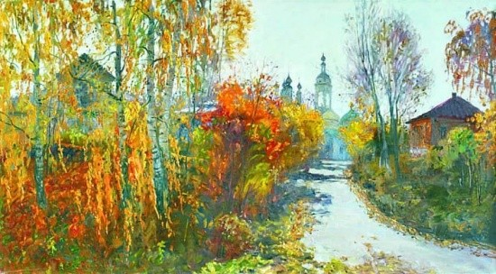 художник Олег Иванович Молчанов картины – 56