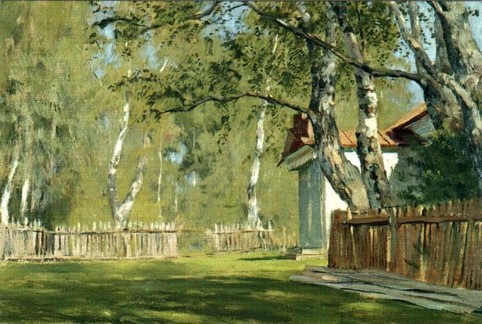 Солнечное настроение в работах великих художников, фото № 7