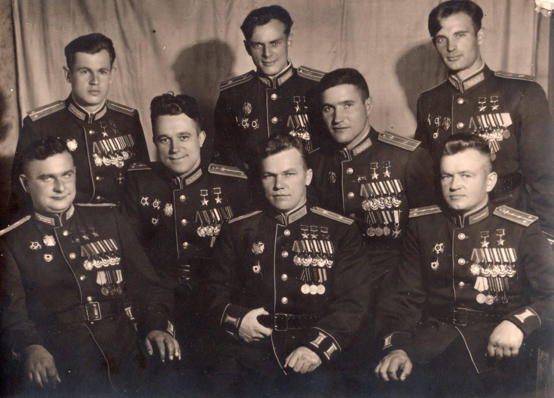 «Сталинские соколы»