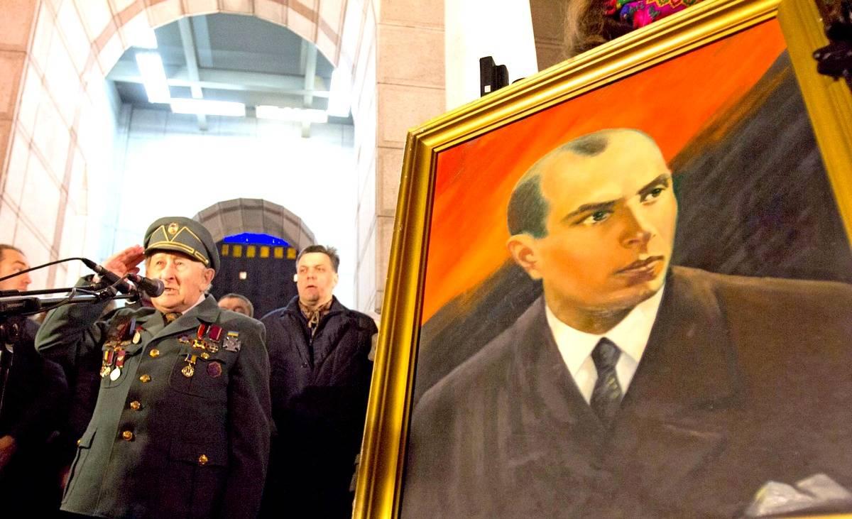 Степан Бандера вовсе не был украинцем