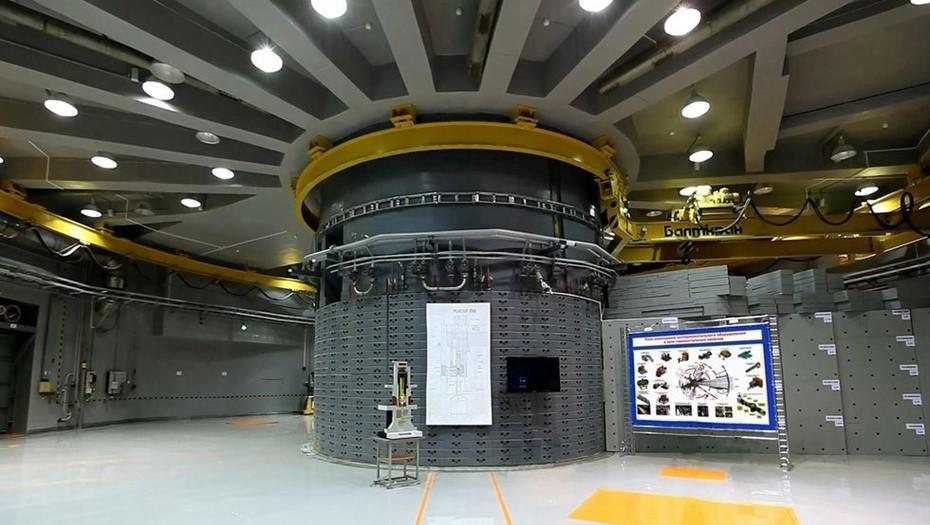 В России запущен самый мощный в мире нейтронный реактор
